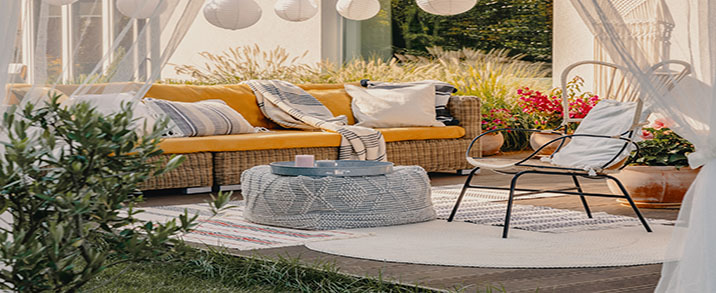 Get Your Backyard Ready for Entertaining