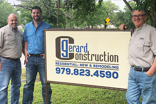 Gerard Construction Team